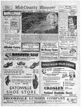 Mid-County Shopper- v. 3 no.42 Oct 20, 1949