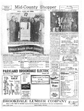 Mid-County Shopper- v. 3 no.43 Oct 27, 1949