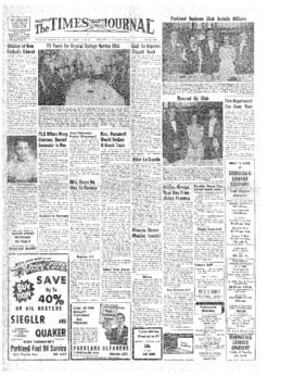 Times Journal- v.12 no.20 Jan 24, 1957
