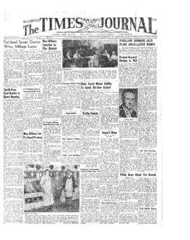Times Journal- v. 9 no.18 Jan 14, 1954