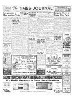 Times Journal- v. 6 no.34 May 10, 1951