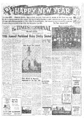 Times Journal- v.13 no.16 Dec 26, 1957