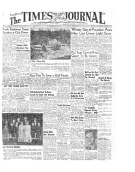 Times Journal- v. 9 no.27 Mar 18, 1954