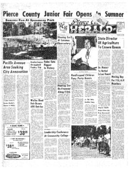 Pierce County Herald- v.21 no.50 Aug 10, 1966
