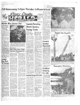 Pierce County Herald- v.22 no. 7 Oct 19, 1966
