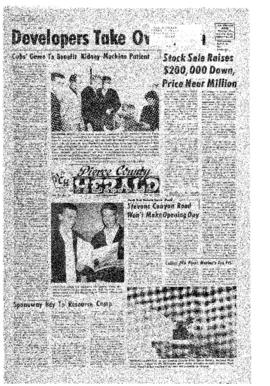 Pierce County Herald- v.23 no.21 May 24, 1967