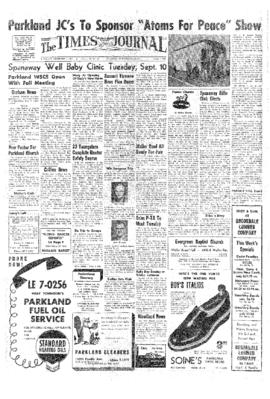 Times Journal- v.12 no.52 Sep 5, 1957