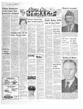 Pierce County Herald- v.22 no. 1 Sep 7, 1966