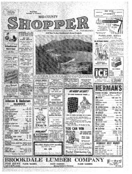 Mid-County Shopper- v. 3 no.36 Sep 8, 1949