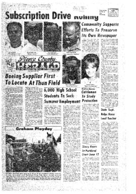Pierce County Herald- v.23 no.23 Jun 7, 1967