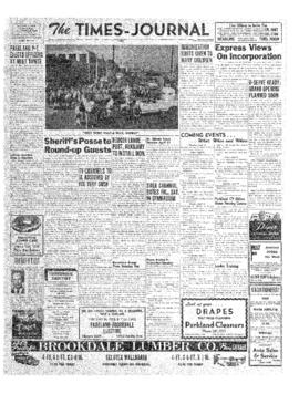 Times Journal- v. 6 no.31 Apr 19, 1951