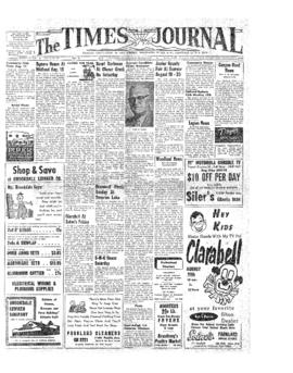 Times Journal- v. 9 no.48 Aug 12, 1954