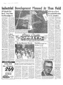 Pierce County Herald- v.22 no. 3 Sep 21, 1966