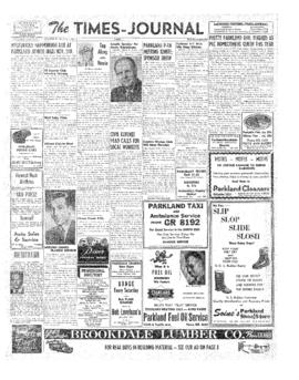 Times Journal- v. 7 no. 5 Oct 18, 1951