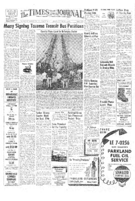 Times Journal- v.13 no. 2 Sep 19, 1957