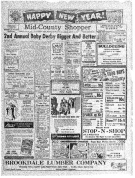 Mid-County Shopper- v. 3 no.52 Dec 29, 1949