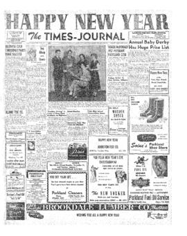Times Journal- v. 7 no.15 Dec 27, 1951