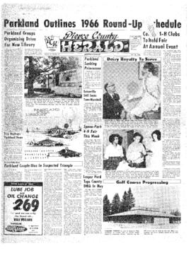 Pierce County Herald- v.21 no.43 Jun 22, 1966