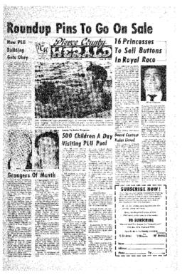 Pierce County Herald- v.23 no.26 Jun 28, 1967