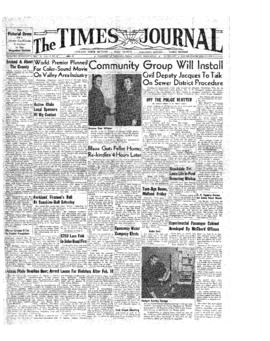 Times Journal- v. 9 no.22 Feb 11, 1954