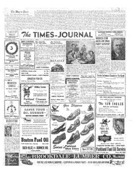 Times Journal- v. 7 no.14 Dec 20, 1951