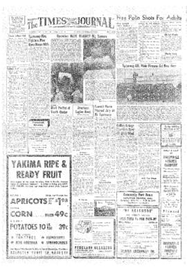 Times Journal- v.12 no.44 Jul 11, 1957