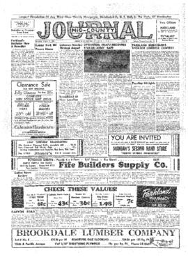 Mid-County Journal- v.24 no.13 Aug 3, 1950