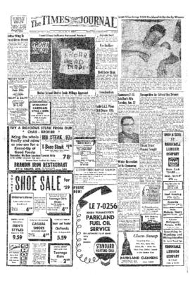 Times Journal- v.14 no.18 Jan 8, 1959