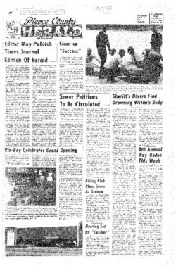 Pierce County Herald- v.23 no.22 May 31, 1967