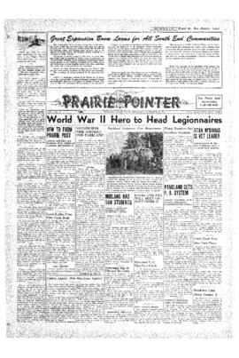 Prairie Pointer- v. 1 no. 2 Sep 20, 1945