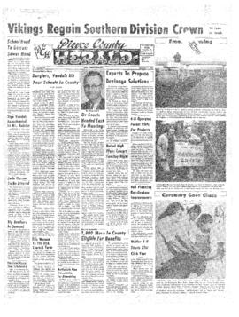 Pierce County Herald- v.22 no.10 Nov 9, 1966