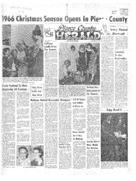 Pierce County Herald- v.22 no.13 Nov 30, 1966