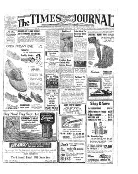 Times Journal- v. 9 no.30 Apr 8, 1954