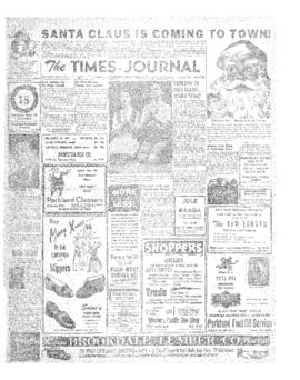 Times Journal- v. 7 no.12 Dec 6, 1951