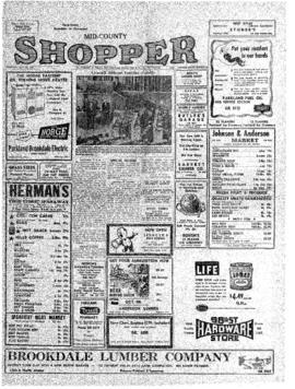 Mid-County Shopper- v. 3 no.38 Sep 22, 1949