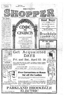 Mid-County Shopper- v. 3 no.15 Apr 14, 1949