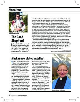 """The Lutheran"" insert - October, 2012"