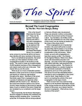 Spirit - May-June, 2012