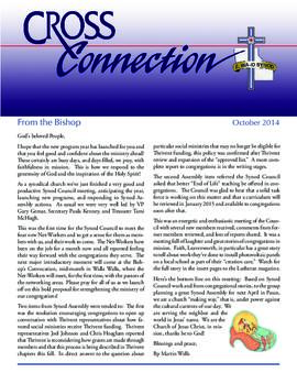EWAID Cross Connection - October, 2014