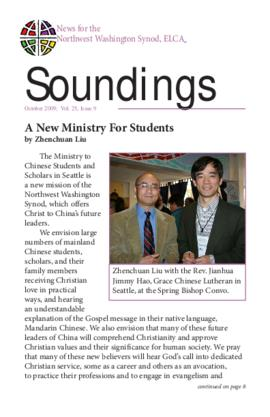 Soundings - October, 2009