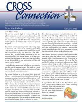 EWAID Cross Connection - February, 2015