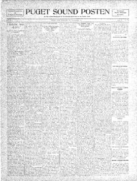 Puget Sound Posten- v. 4 no.152 Oct 22, 1908