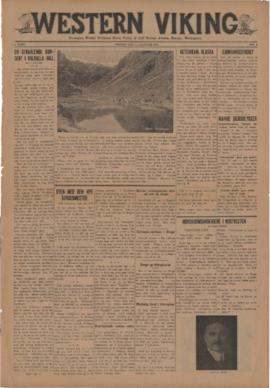 Western Viking v. 3 no. 6 Feb 6, 1931