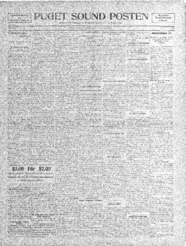 Puget Sound Posten- v. 4 no.155 Nov 12, 1908