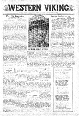 Western Viking v. 3 no. 14 Apr 3, 1931