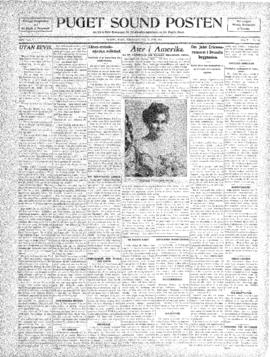 Puget Sound Posten- v. 5 no.187 Jun 24, 1909