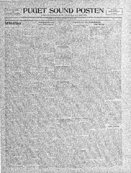 Puget Sound Posten- v. 5 no.174 Mar 25, 1909