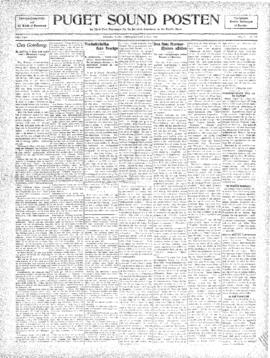 Puget Sound Posten- v. 5 no.180 May 6, 1909