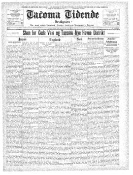 Tacoma Tidende- v.29 no.21 May 23, 1919