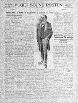 Puget Sound Posten- v. 5 no.189 Jul 8, 1909